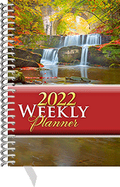 2022 Inspirational Weekly Planner: 2022 Pocket Edition