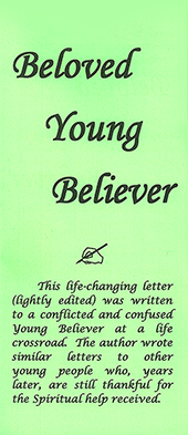 Beloved Young Believer by Norman W. Berry