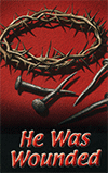 He Was Wounded by H.A. Cameron