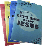 Let's Sing About Jesus
