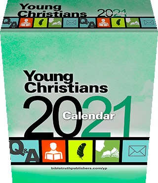 2021 Young Christians Calendar