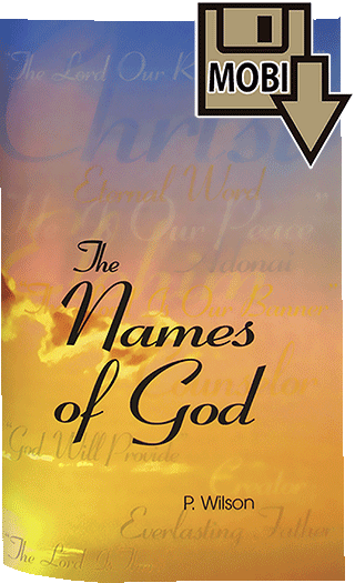 The Names of God by Paul Wilson