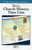 Basic Church History Time Line by Rose Publishing