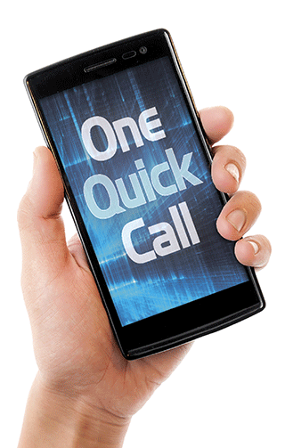 One Quick Call