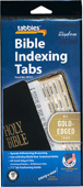 Standard Bible Indexing Tabs: Vertical Style by Tabbies