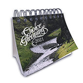 2021 Choice Gleanings Calendar