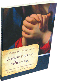 Answers to Prayer by George F. Müller