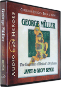 George Müller: The Guardian of Bristol's Orphans by Janet & Geoff Benge