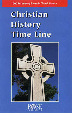 The Christian History Time Line